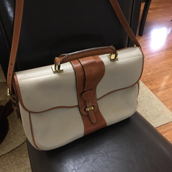 Sophisticated Dooney and Bourke Brief Case
